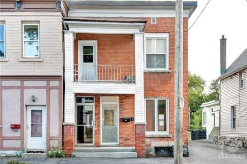 Townhouse for sale at 184 Rochester St Ottawa Ontario - MLS: 1209622