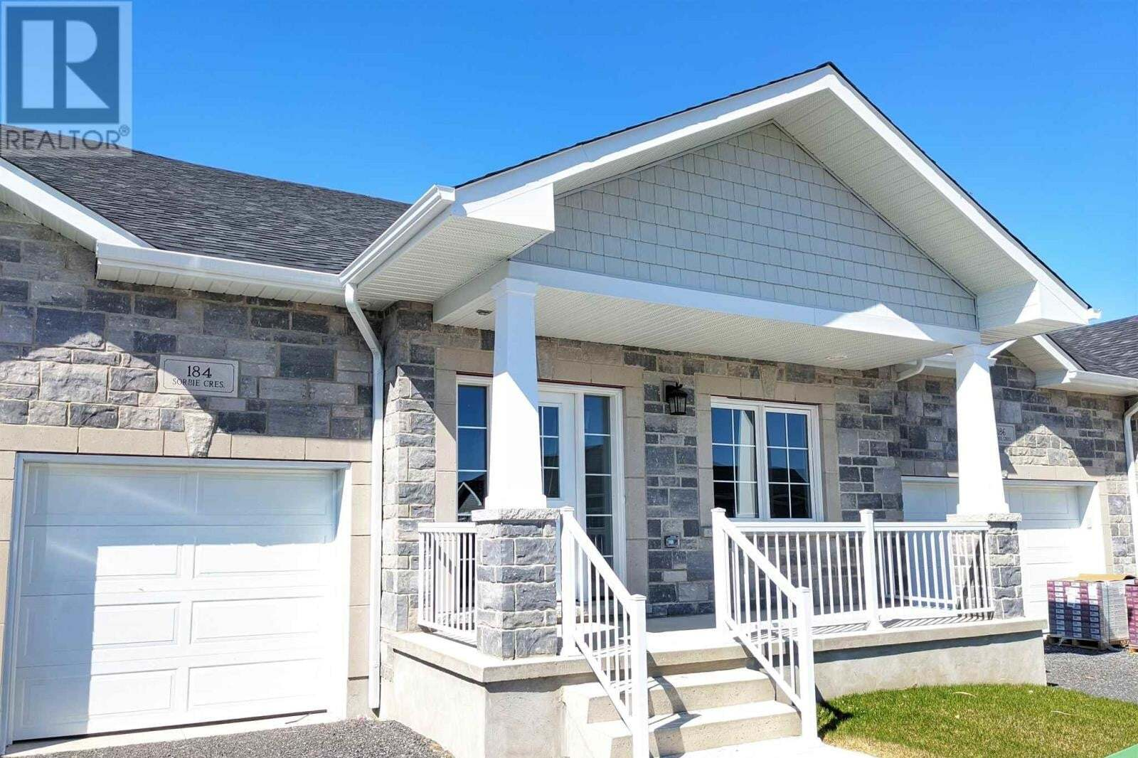 Townhouse for sale at 184 Sorbie Cres Amherstview Ontario - MLS: K20002095