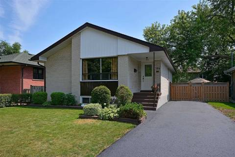 House for sale at 184 Toynbee Tr Toronto Ontario - MLS: E4553225
