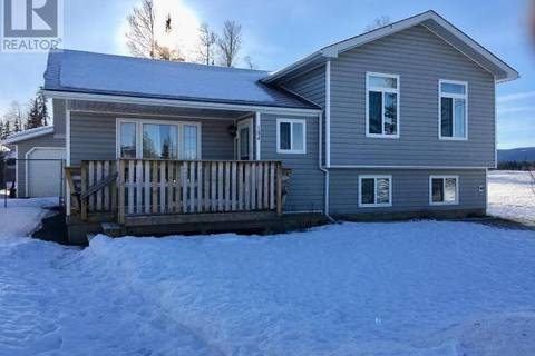 House for sale at 184 Valleyview Cres Tumbler Ridge British Columbia - MLS: 175263