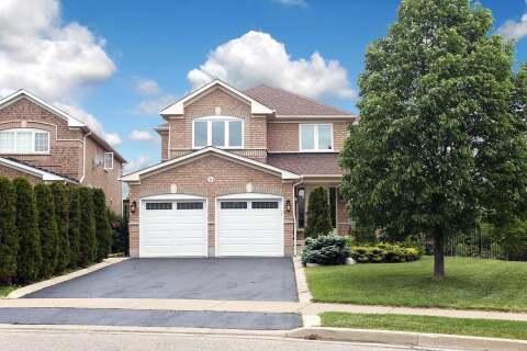 House for sale at 184 Vintage Gt Brampton Ontario - MLS: W4781036