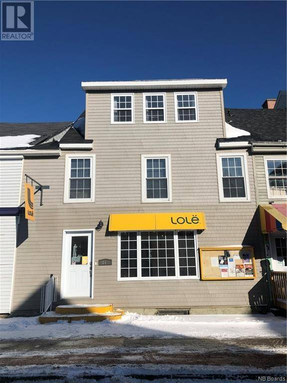 Residential property for sale at 184 Water St St. Andrews New Brunswick - MLS: NB038997