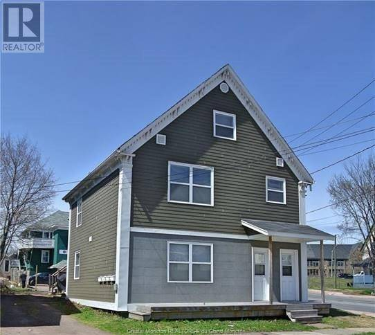 Townhouse for sale at 184 Wesley St Moncton New Brunswick - MLS: M125818