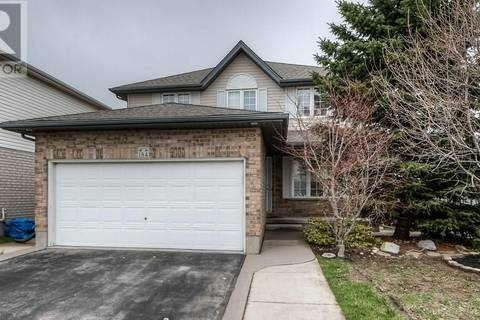House for sale at 184 Whittaker Cres Cambridge Ontario - MLS: 30743341