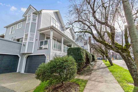 Townhouse for sale at 1840 Cypress St Vancouver British Columbia - MLS: R2438120