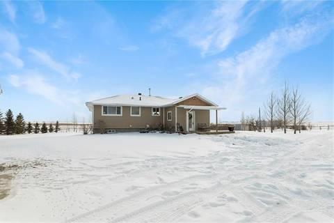 House for sale at 184003 Range Road 264  Rural Vulcan County Alberta - MLS: C4281915