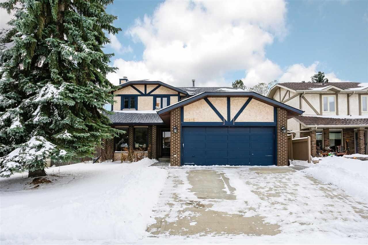 House for sale at 18415 55 Av NW Edmonton Alberta - MLS: E4220673
