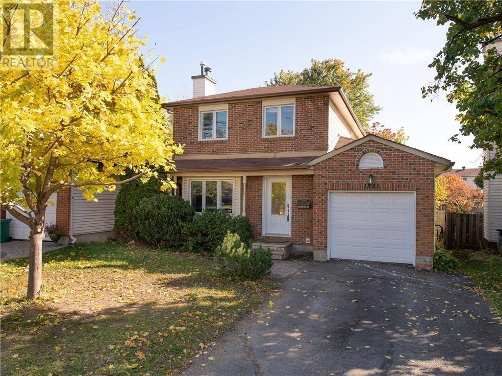 House for rent at 1843 Prestwick Dr Ottawa Ontario - MLS: 1187550