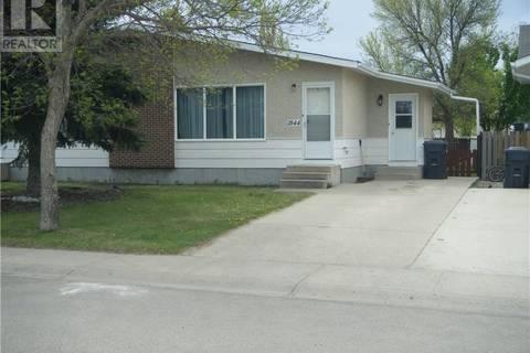 Townhouse for sale at 1846 Eaglesham Ave Unit 1844 Weyburn Saskatchewan - MLS: SK751779
