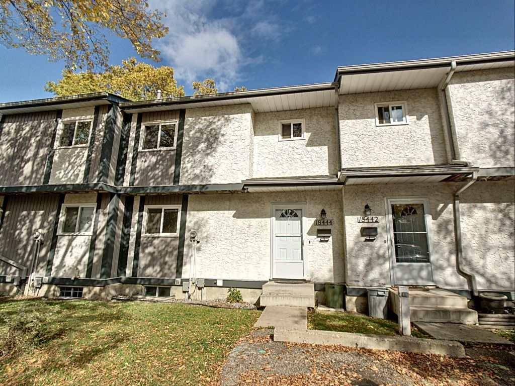 Townhouse for sale at 18444 62b Ave Nw Edmonton Alberta - MLS: E4186649