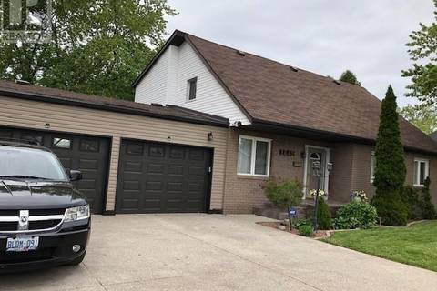 House for sale at 1845 Dominion  Windsor Ontario - MLS: 19019948