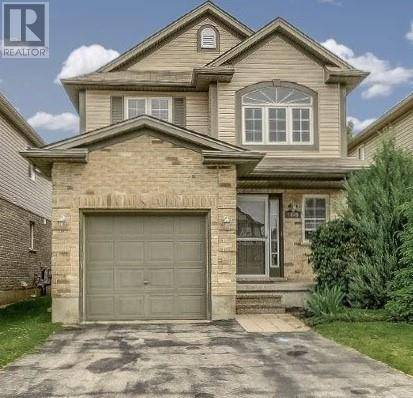 House for sale at 1845 Mickleborough Dr London Ontario - MLS: 204251
