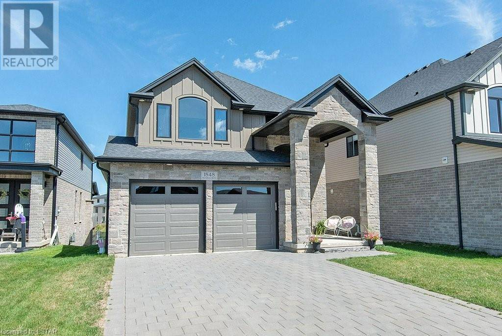 House for sale at 1848 Wateroak Dr London Ontario - MLS: 218655