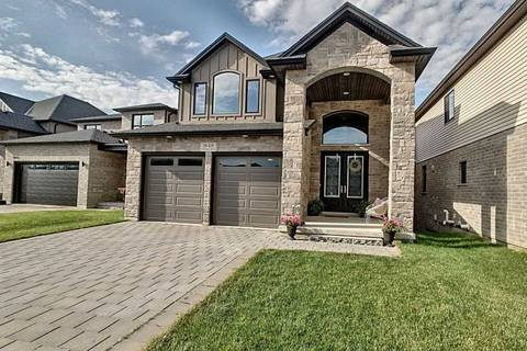 House for sale at 1848 Wateroak Dr London Ontario - MLS: X4493192