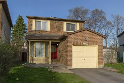 House for sale at 1849 Brousseau Cres Ottawa Ontario - MLS: 1150945