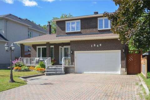 House for sale at 1849 Queensdale Ave Gloucester Ontario - MLS: 1212867