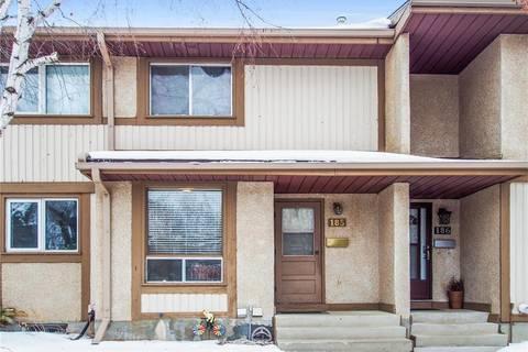 Townhouse for sale at 1128 Mckercher Dr Unit 185 Saskatoon Saskatchewan - MLS: SK798089