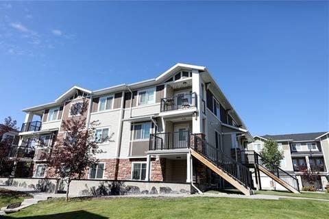 Condo for sale at 300 Marina Dr Unit 185 Chestermere Alberta - MLS: C4253884