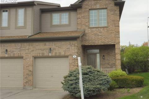 Townhouse for sale at 6 North Centre Rd Unit 185 London Ontario - MLS: 196282