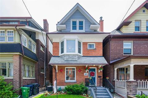 House for sale at 185 Annette St Toronto Ontario - MLS: W4512031