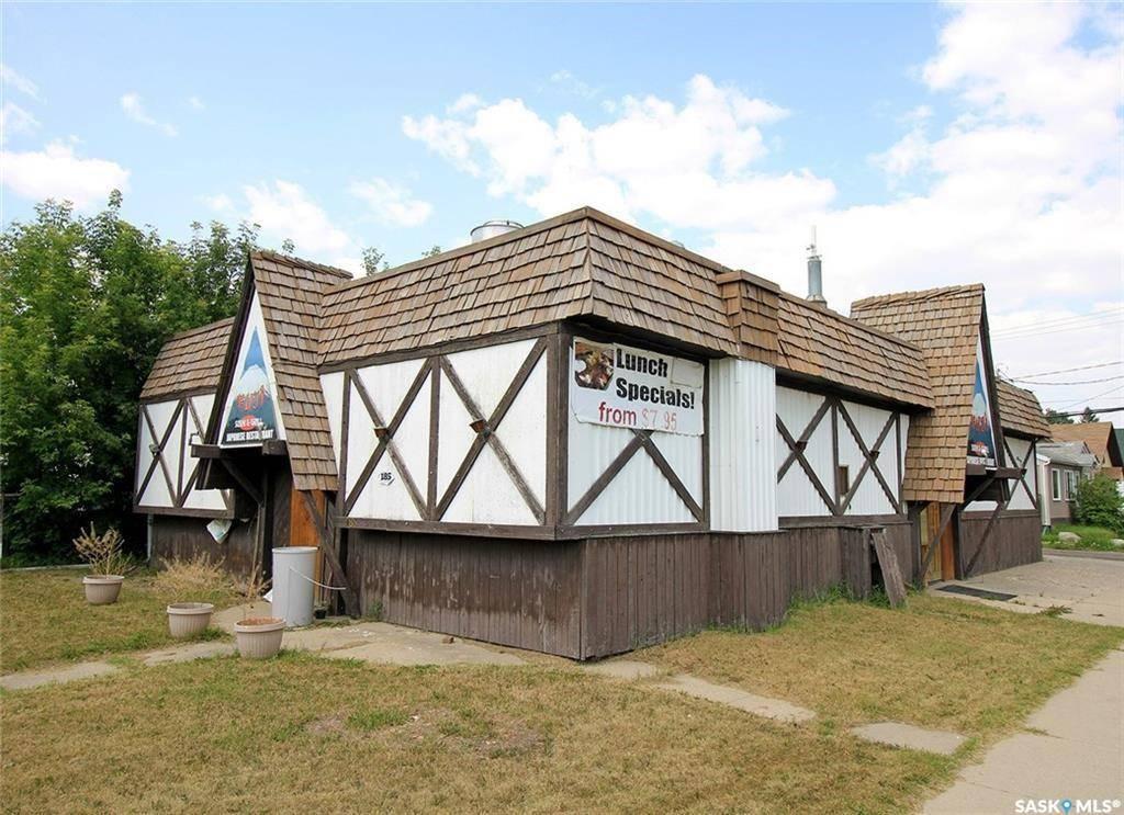 Commercial property for sale at 185 Broadway St W Yorkton Saskatchewan - MLS: SK784109