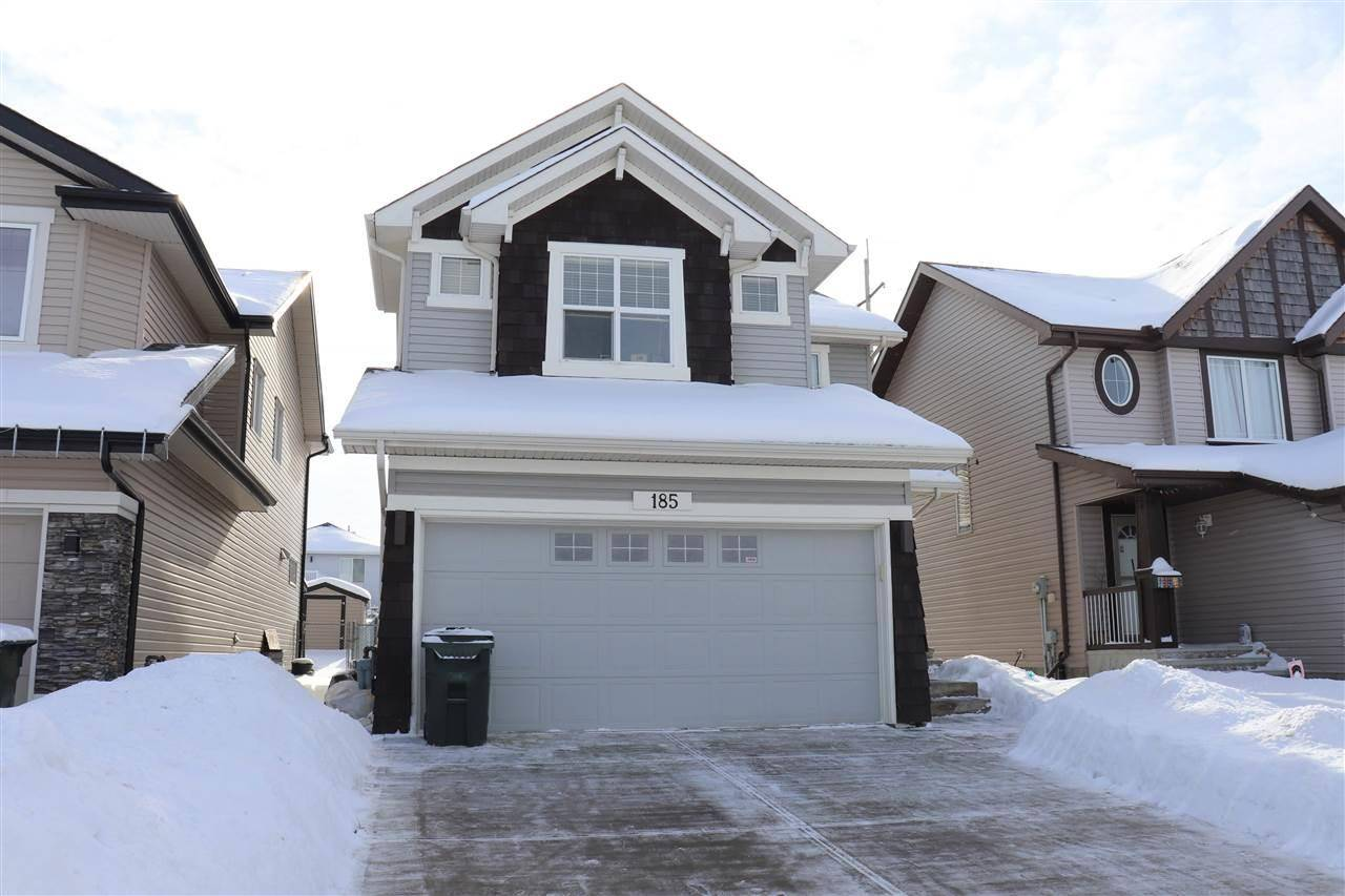 House for sale at 185 Cornwall Rd Sherwood Park Alberta - MLS: E4188007