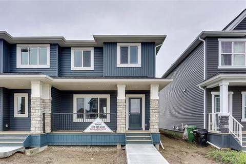 Townhouse for sale at 185 Evanston Hill(s) Northwest Calgary Alberta - MLS: C4255973