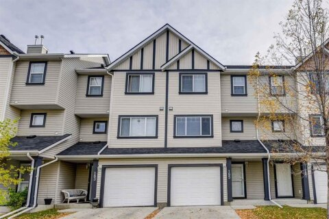 Townhouse for sale at 185 Everhollow Ht SW Calgary Alberta - MLS: A1041825