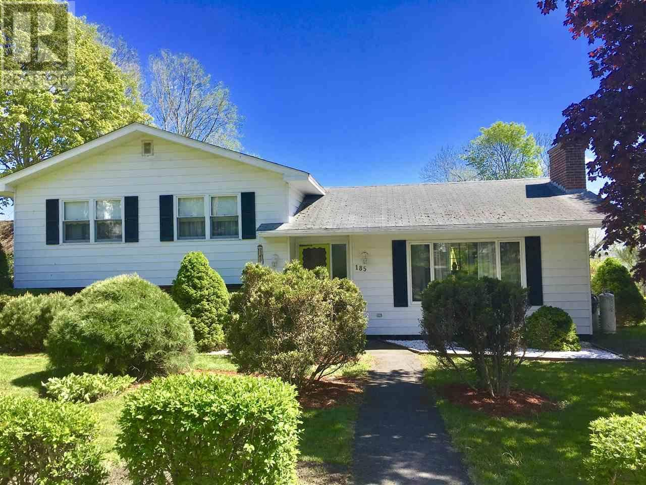 House for sale at 185 Faulkland St Pictou Nova Scotia - MLS: 202006711