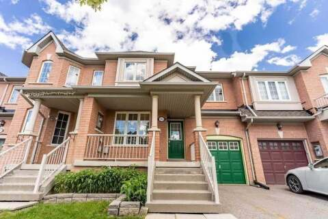 Townhouse for rent at 185 Hammersly Blvd Markham Ontario - MLS: N4817335
