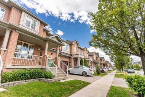 Townhouse for rent at 185 Hammersly Blvd Markham Ontario - MLS: N4858490