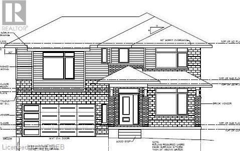 House for sale at 185 Juniper St Woodstock Ontario - MLS: 226494