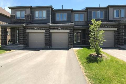 Townhouse for sale at 185 Kimpton Dr Stittsville Ontario - MLS: 1156840