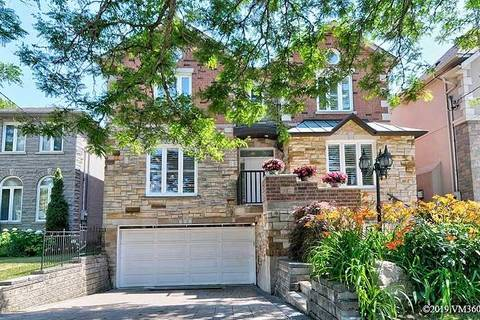 House for sale at 185 Olive Ave Toronto Ontario - MLS: C4518447