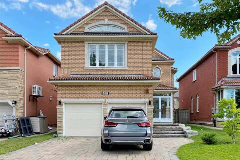 House for rent at 185 Redstone Rd Richmond Hill Ontario - MLS: N4860318