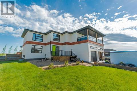 House for sale at 185 Rosewood Dr Lumsden Saskatchewan - MLS: SK805348