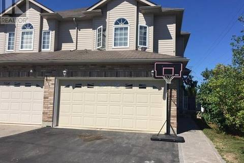 House for rent at 185 Snowdrop Cres Kitchener Ontario - MLS: 30744745