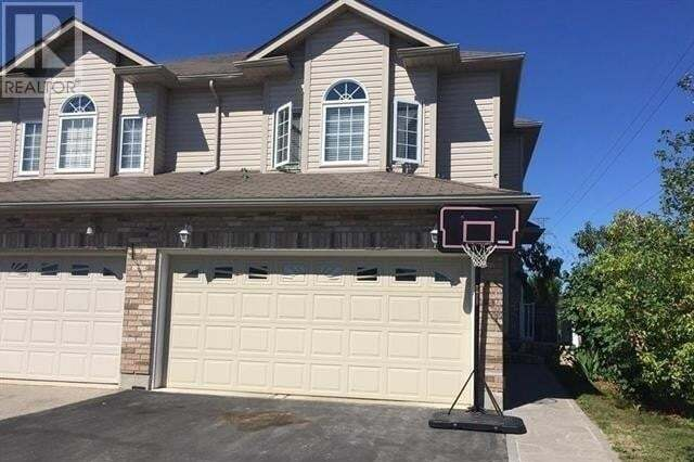 House for rent at 185 Snowdrop Cres Kitchener Ontario - MLS: 30826901
