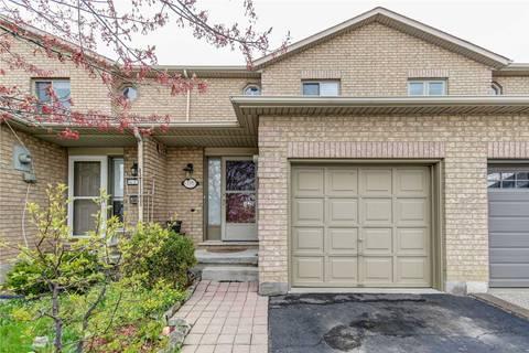 Townhouse for rent at 185 Sulmona Dr Hamilton Ontario - MLS: X4455623