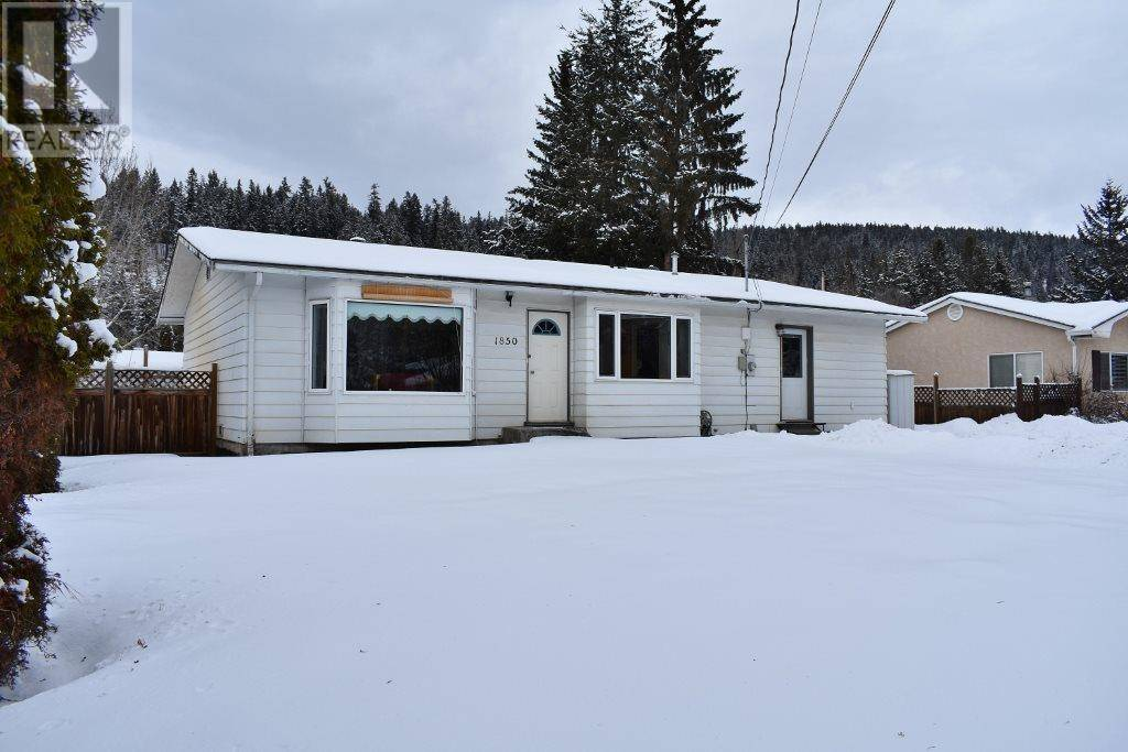 House for sale at 1850 Richland Dr Williams Lake British Columbia - MLS: R2434930