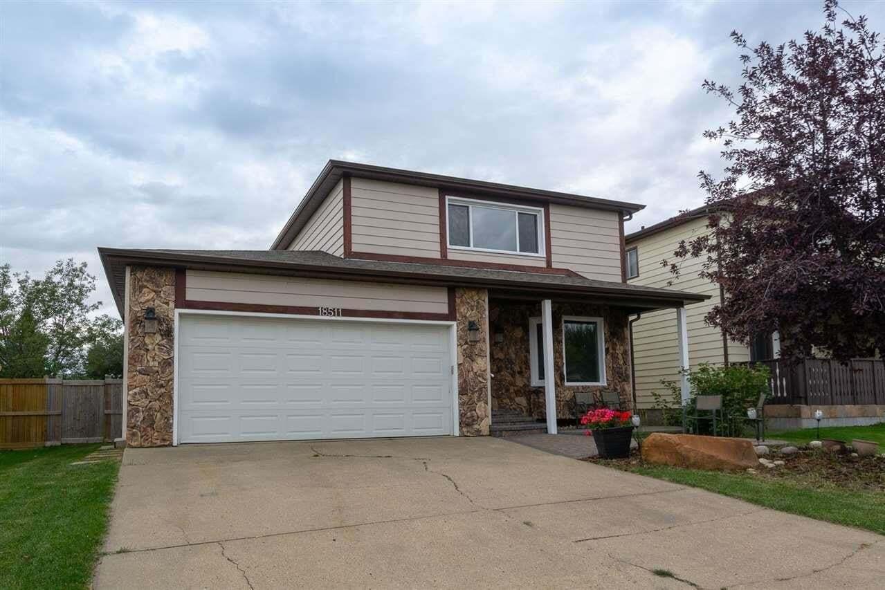 House for sale at 18511 70 Av NW Edmonton Alberta - MLS: E4212737