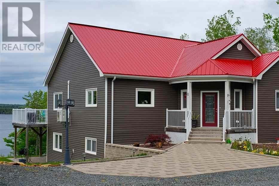 House for sale at 1852 Cornwall Rd Middle New Cornwall Nova Scotia - MLS: 202010131