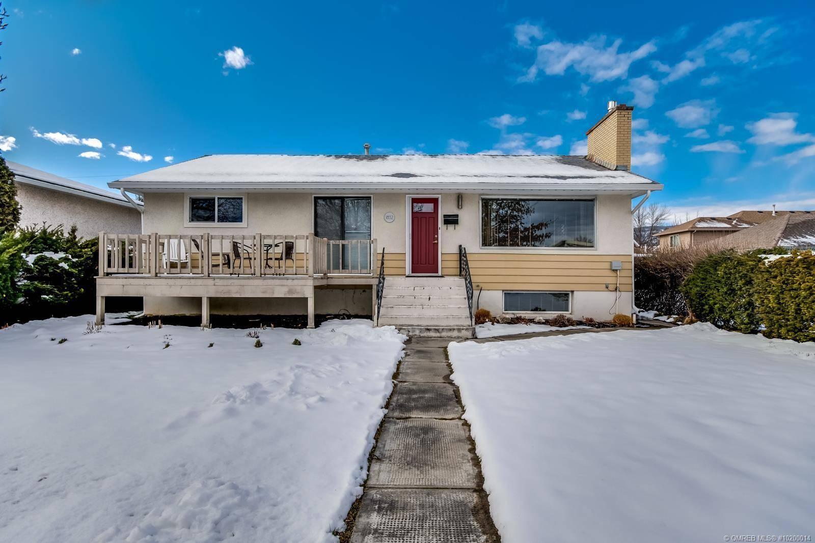 House for sale at 1852 Lequime St Kelowna British Columbia - MLS: 10200014