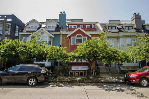 Townhouse for sale at 1852 1st Ave W Vancouver British Columbia - MLS: R2377233