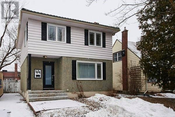 House for sale at 1854 Haig Dr Ottawa Ontario - MLS: 1185607