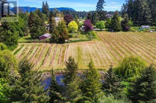 Residential property for sale at 1854 Myhrest Rd Cobble Hill British Columbia - MLS: 468748
