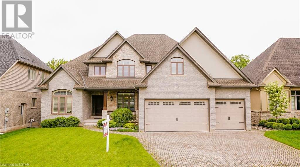 House for sale at 1854 Riverbend Rd London Ontario - MLS: 243526