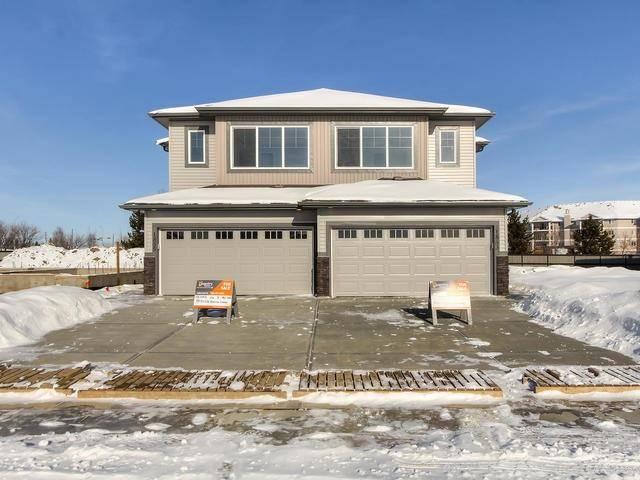 Townhouse for sale at 1855 Westerra Lo  Stony Plain Alberta - MLS: E4188155
