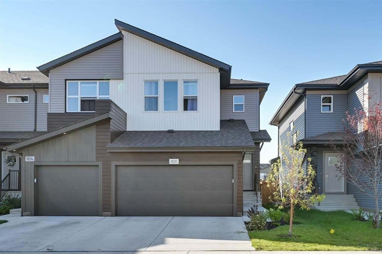 House for sale at 1856 Keene Cr SW Edmonton Alberta - MLS: E4214142