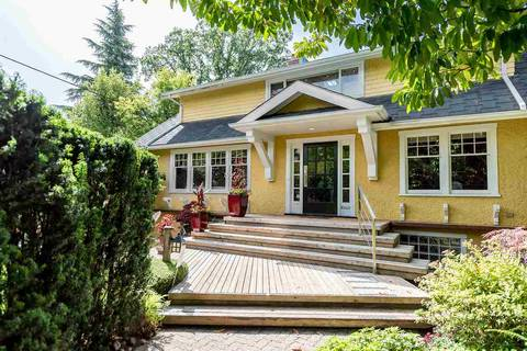 House for sale at 1856 29th Ave W Vancouver British Columbia - MLS: R2388765